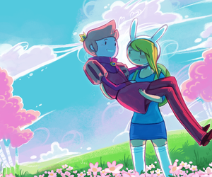 adventure time, prince gumball, and fionna image