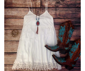 boutique, chic, and cowboy boots image