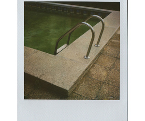 Espagne, geometry, and polaroid SX-70 image