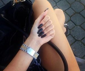 black, enjoy, and pretty image