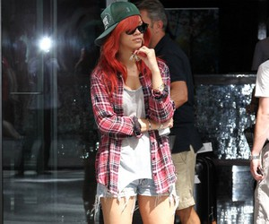 outfit, rihanna, and riri image