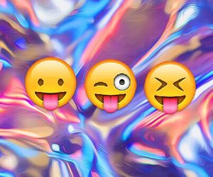 emoji, emojis, and background image