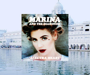 diamonds, marina, and marina and the diamonds image