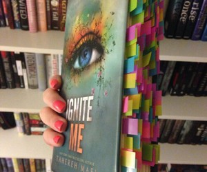 books, perfect, and ignite me image