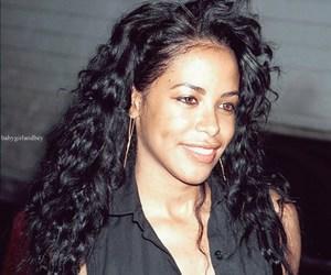 aaliyah and beautiful image