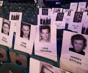 billboard, louis, and one direction image