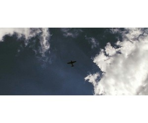 avion, french, and sky image