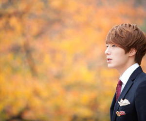 jung il woo and flower boy ramyun shop image