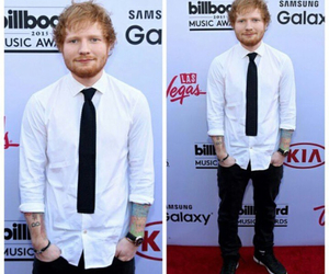 ed sheeran, billboard, and + image