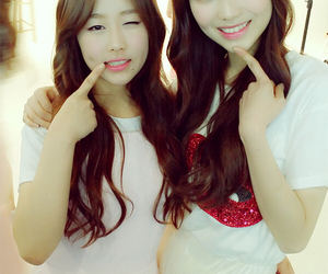 sujeong, baby soul, and woolim image