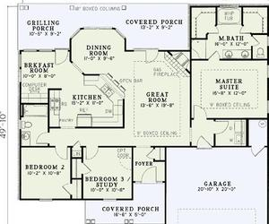 floor plans for homes, ranch home floor plans, and raised ranch floor plans image