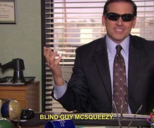 the office and michael scott image
