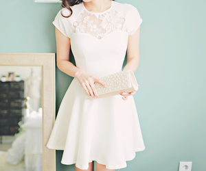clutch, style, and dress image
