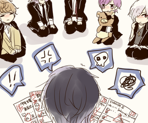 diabolik lovers, anime, and ayato image