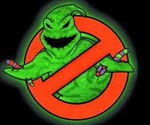 cartoon, Ghostbusters, and oogie boogie image