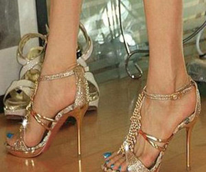 fashion women sandals, summer women sandals, and charming women shoes image