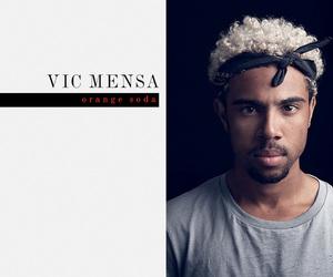 orange soda, rapper, and vic image