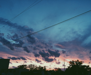 clouds, hipster, and indie image