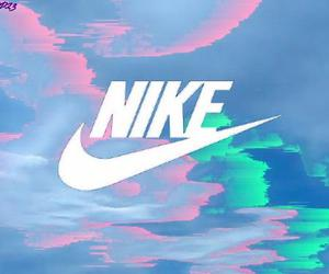 background and nike image