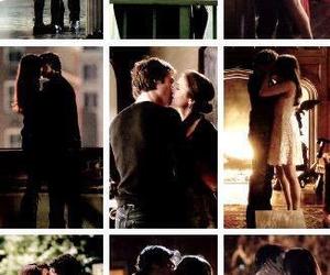 delena, love, and couple image