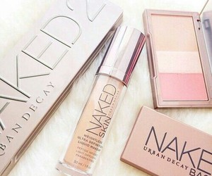 luxury, makeup, and pink image