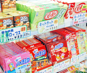 food, candy, and japan image