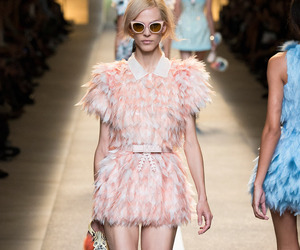 fendi and runway image