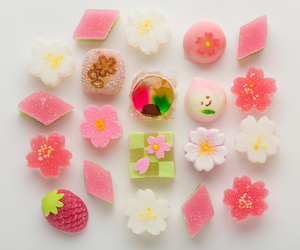 flowers, sweets, and cute image