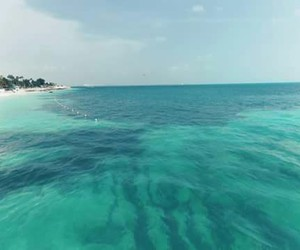 cancun, mystique, and paradise image