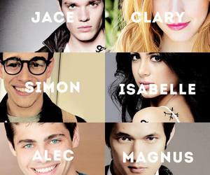 shadowhunters, isabelle, and jace image