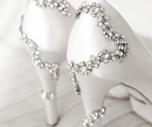 fashion, bride, and wedding image