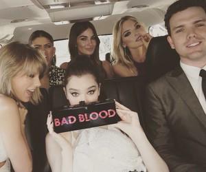 Taylor Swift, bad blood, and zendaya image