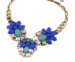 necklaces, fashion necklaces, and gold necklaces image