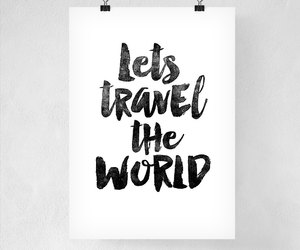 home decor, typography poster, and inspirational print image