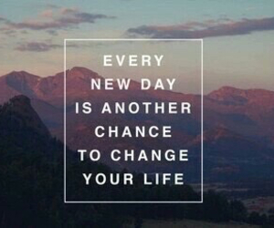 life, change, and quote image