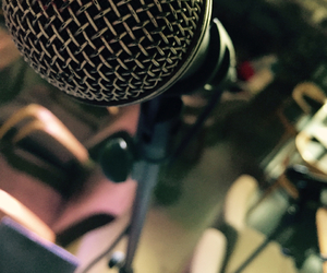 forever, mic, and microphone image