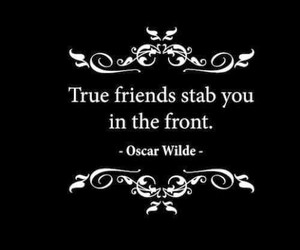 true, friends, and front image