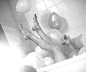 balloons and bath image