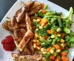breakfast, diet, and food image