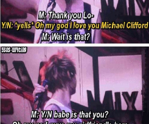 5sos, michael clifford, and imagine image