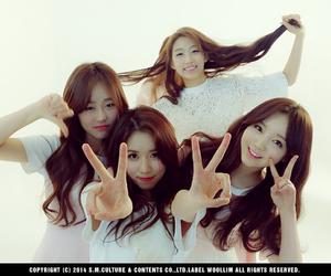 jiyeon, baby soul, and soojung image