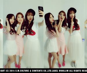Kei, jiyeon, and sujeong image