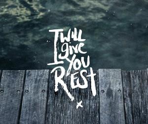 aqua, come, and rest image
