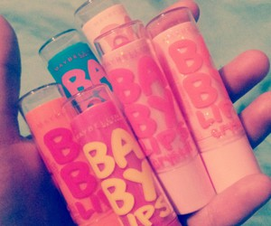 makeup, baby lips, and cute image