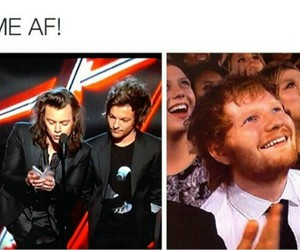 louis tomlinson, Harry Styles, and funny image
