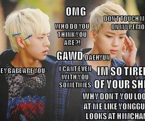 otp, bap, and youngjae image
