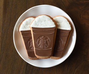 starbucks and Cookies image