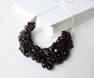 handmade, necklace, and stonenecklace image