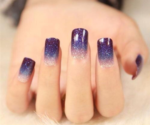 fashion, girls, and nail paint image