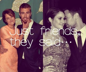 just friends, Shailene Woodley, and ♥ image
